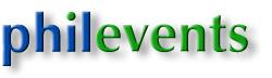 Logo PhilEvents